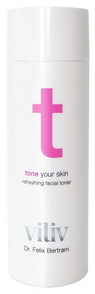 t - tone your skin