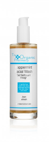 Peppermint Facial Wash