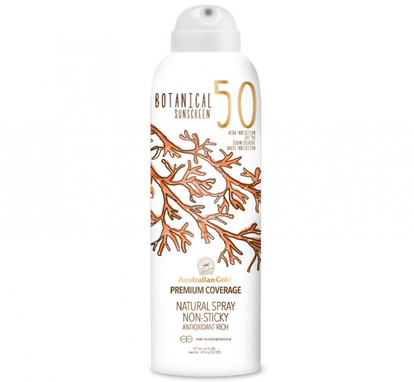 SPF 50 Botanical Continuous Spray