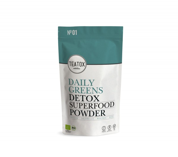 Daily Greens Detox Superfood Powder