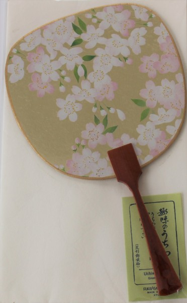 Fächer Japanische Kirschblüten