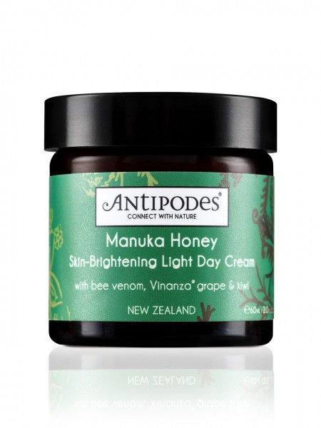 Manuka Honey Skin Brightening Light Day Cream