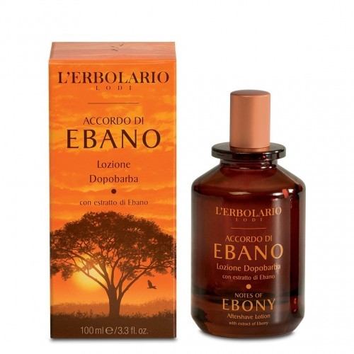 Accordo di Ebano After Shave