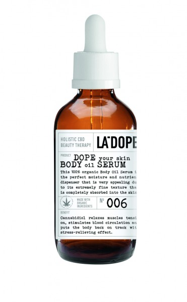 006 Dope your Skin Körperöl Serum