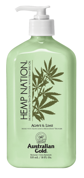 Hemp Nation Body Lotion Agave & Lime