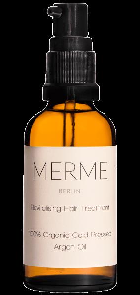 Merme Revitalising Hair Treatment Arganöl