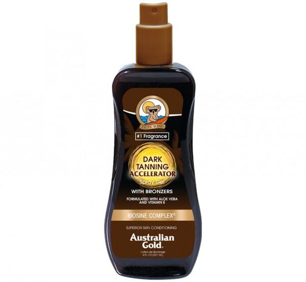 Dark Tanning Accelerator Spray Gel