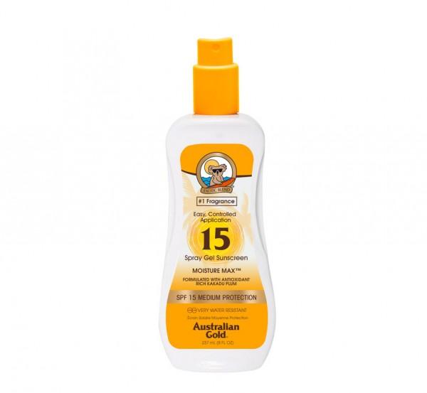 Spray Gel SPF 15