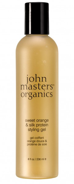 Sweet Orange & Silk Protein Styling Gel