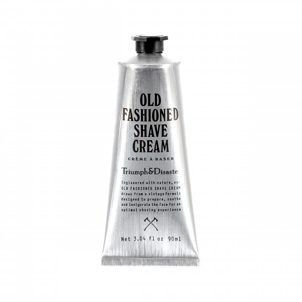 Old Fashioned Shave Cream - Tube