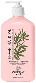 Hemp Nation After Sun White Peach & Hibiscus