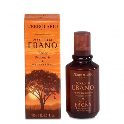 Accordo di Ebano Deo Spray