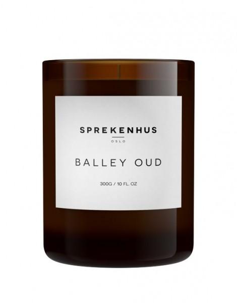Bailey Oud Candle