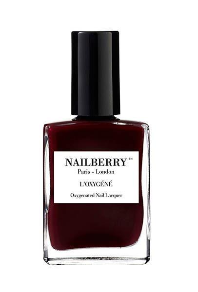 Nagellack Noirberry