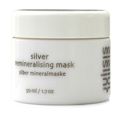 silber mineral mask