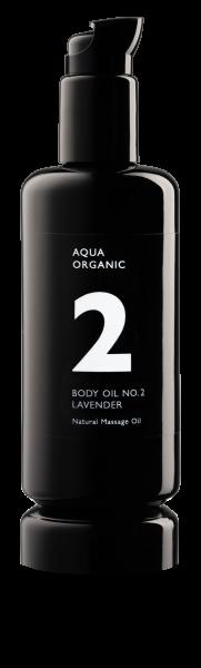 No.2 Lavender Körperöl