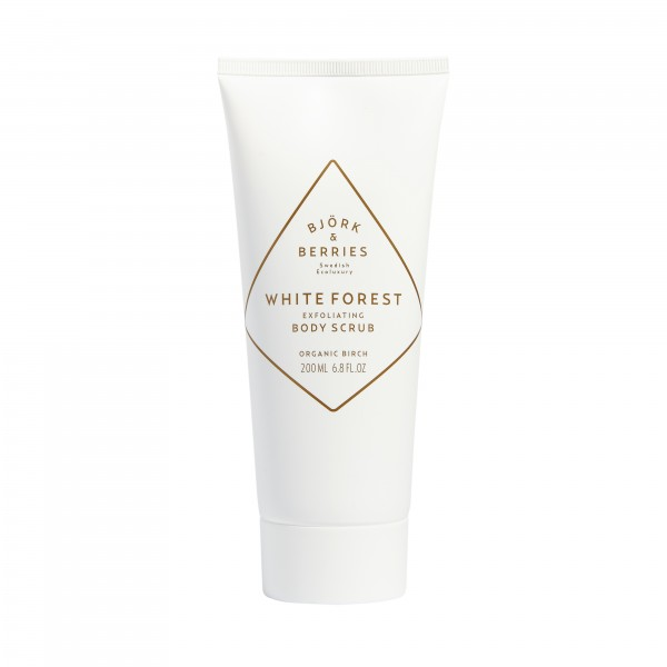 White Forest Body Scrub Björk and Berries F.X. Miller Körperpeeling