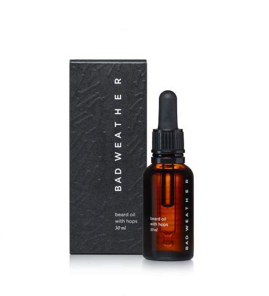 Beard Oil with Hops Bartöl