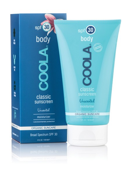 Body Unscented Classic Sunscreen SPF 30