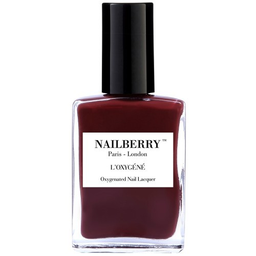 Nagellack Dial M for Maroon