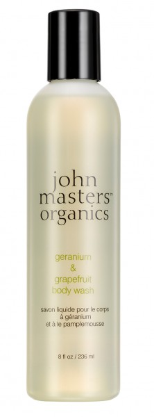 Geranium & Grapefruit Body Wash