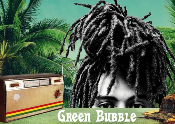 Green Bubble Eau de Parfum