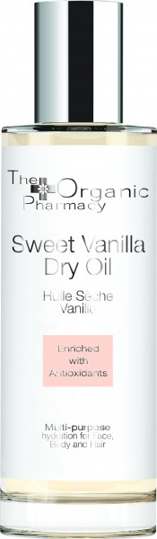 Sweet Vanilla Dry Oil