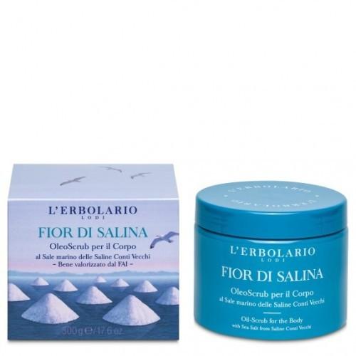 Fior di Salina Öl-Peeling