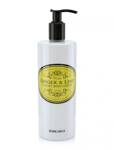 Ginger & Lime Body Lotion