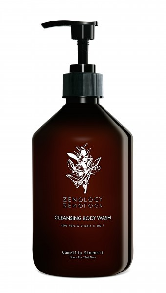 Zenology Body Wash Black Tea