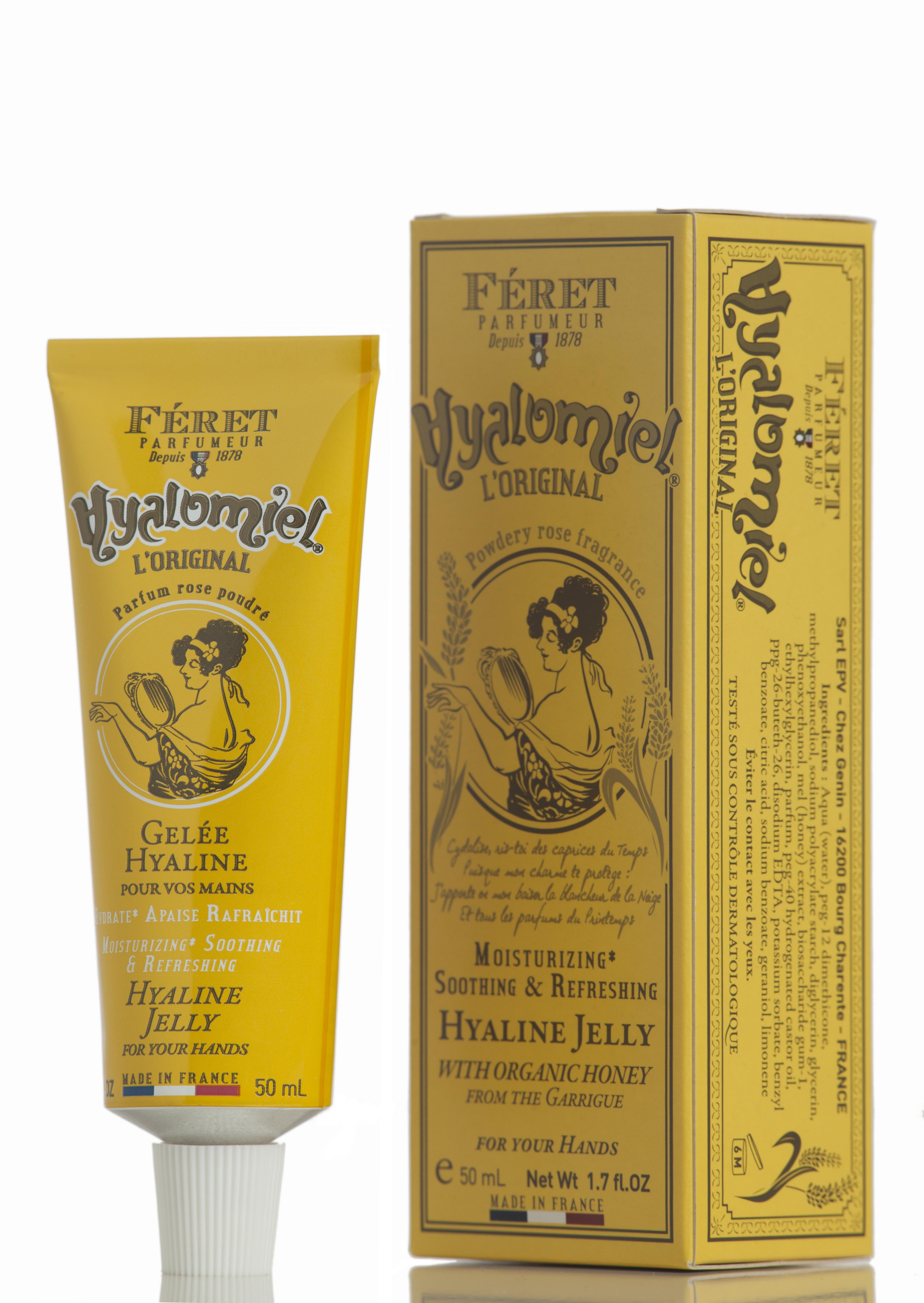 hyalomiel hand cream