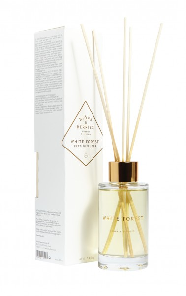 White Forest Reed Diffuser